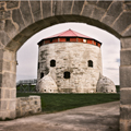 Martello Tower at RMC Kingston