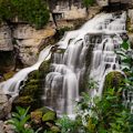 Waterfall near Owen Sound ON