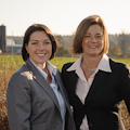 RBC Executives, Christina and Josee