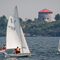 Sailing in Kingston