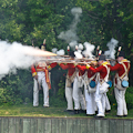 War of 1812 Reenactment, Perth