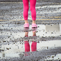 Reflection in Magenta