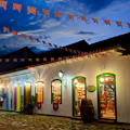 Twilight Colors, Paraty Brazil